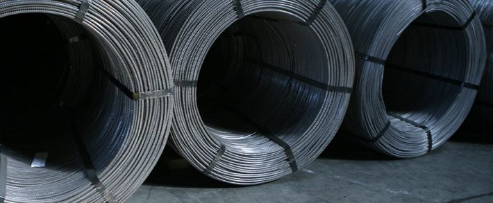 Cold-deformed rebars