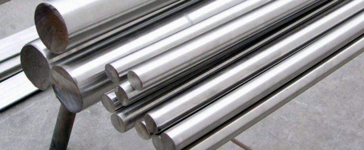 Apvalūs metaliniai strypai